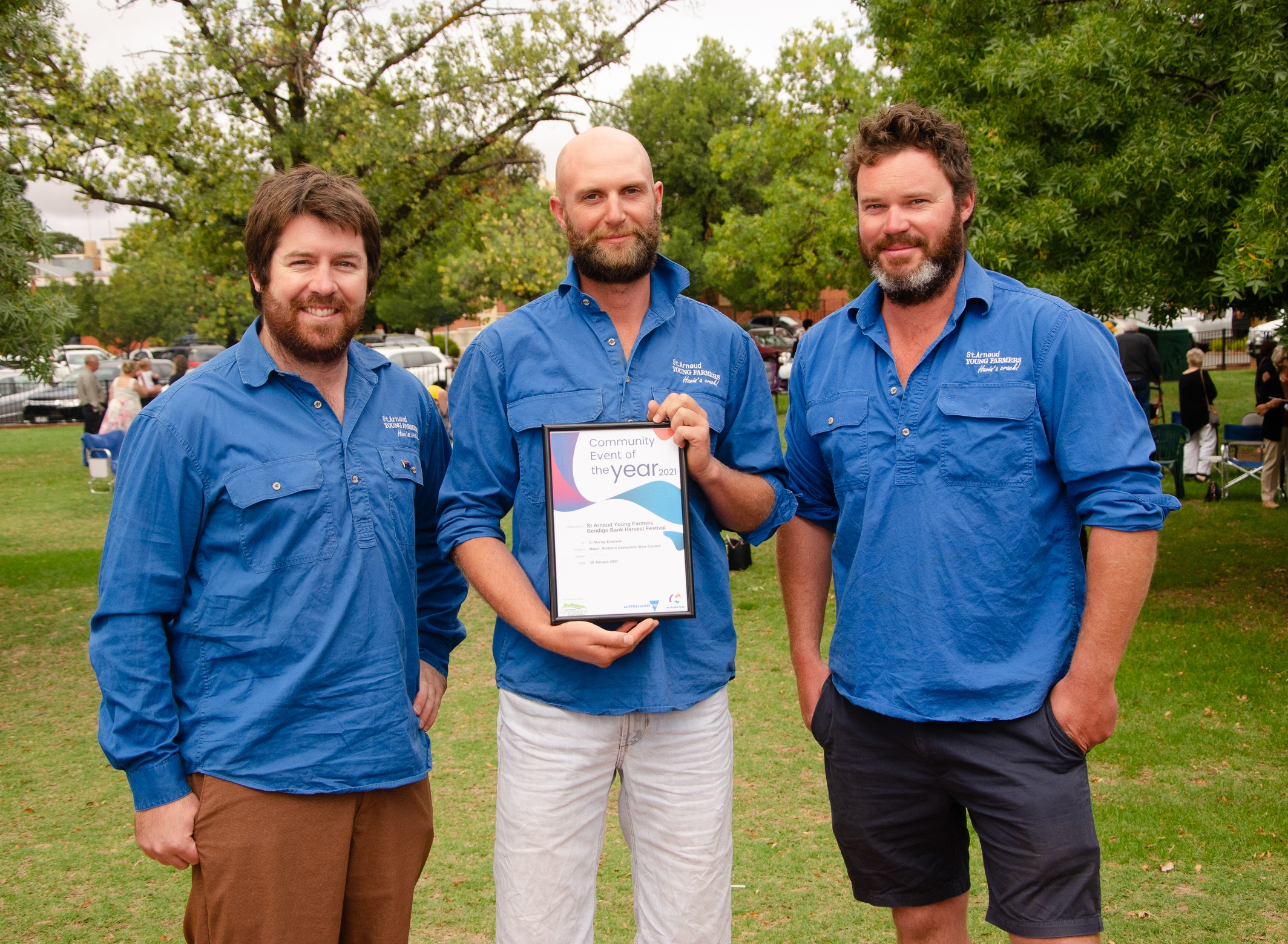 St Arnaud Community Event of the Year-St Arnaud Young Farmers