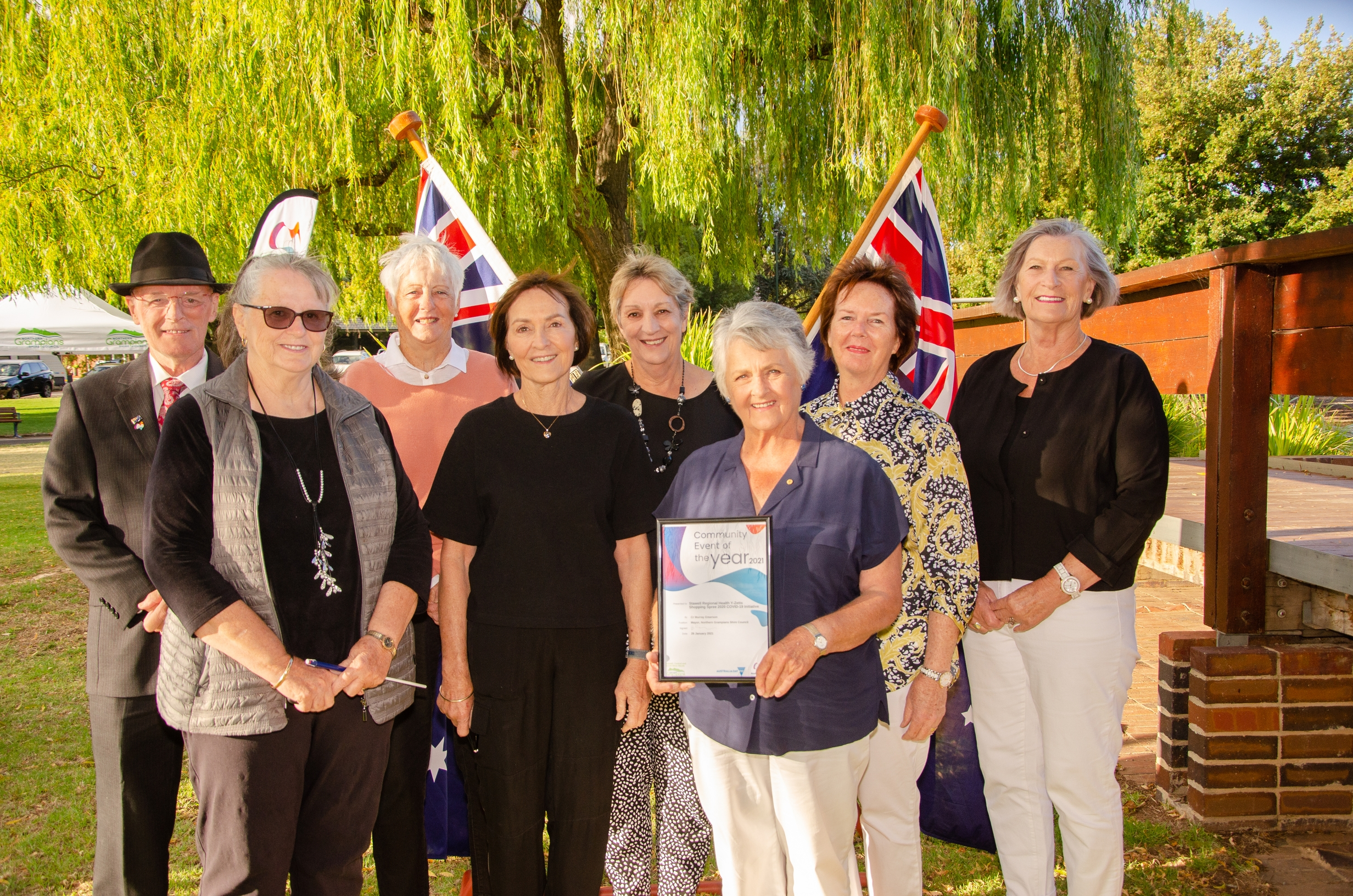 Stawell Community Event of the Year-Stawell Y-Zetts