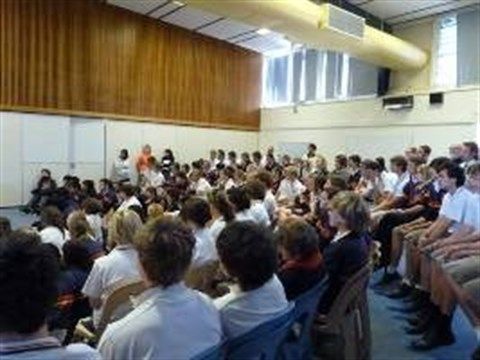 Stawell Secondary College Meeting