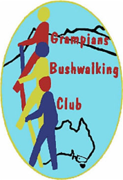 Grampians Bushwalking Club Logo