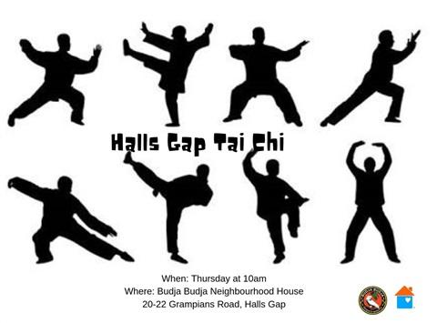 Tai Chi @ Halls Gap Budja Budja Neigbourhood House