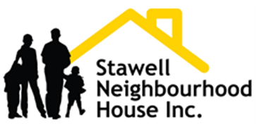 Stawell Neighbourhood House logo