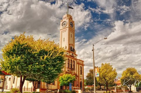 Karl-Meyer-Stawell-Town-Hall
