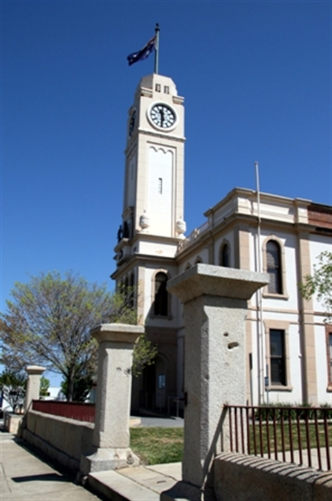 Stawell Townhall